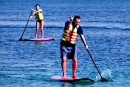 Paddle Board
