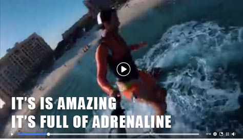 Video for Flyboarding