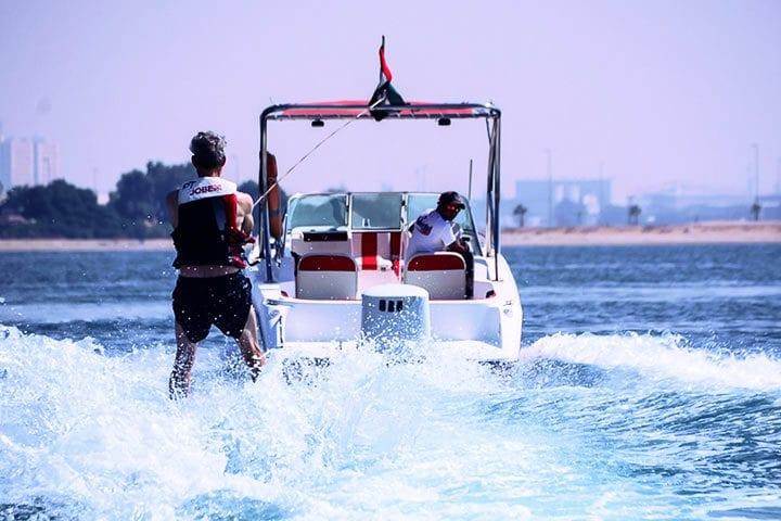 water ski