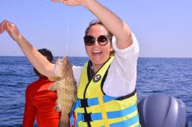 Sports Fishing Trip