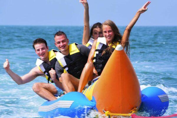 Adventure Sports Banana Boat Ride