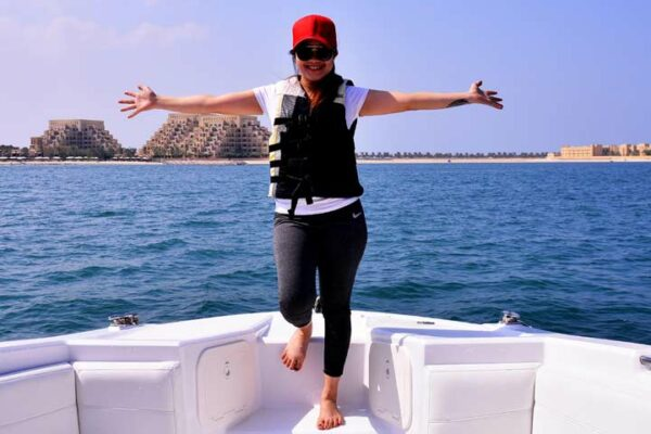 Adventure Sports boat cruise