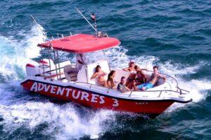 Ras Al Khaimah / Fujairah Boat Cruise