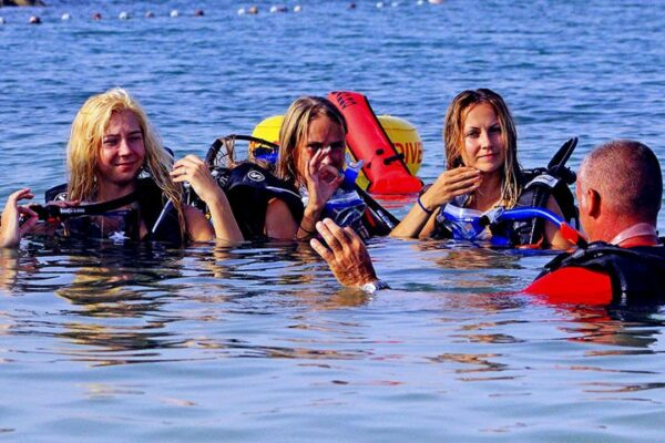 Scuba Boat Dive Fujairah