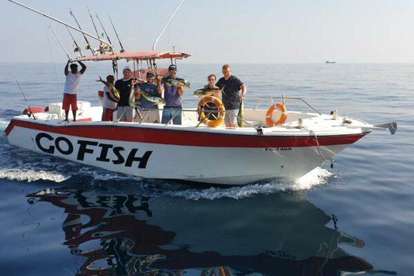 Fishing Tuesday The best fishing trip