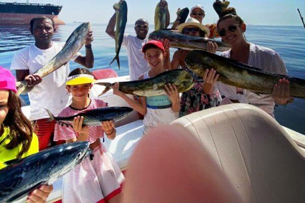 Fishing Trip in Fujairah