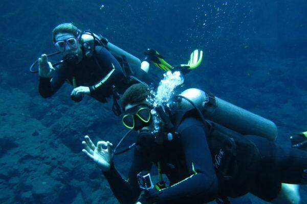 Deep Diver in Fujairah