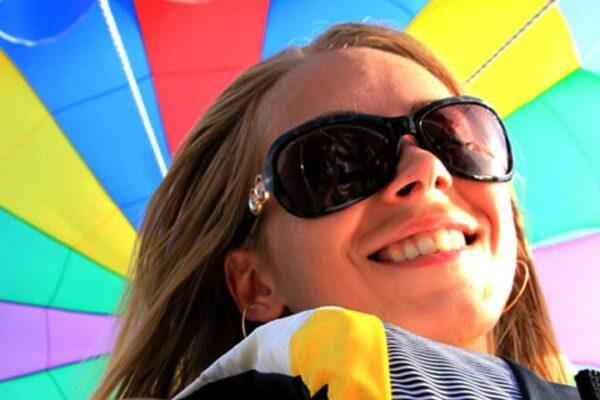 parasailing in UAE
