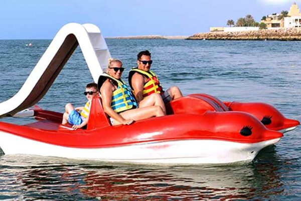 Adventure Sports Paddle Boat