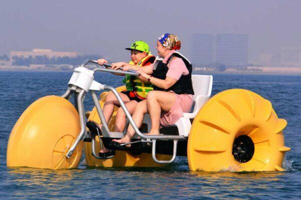 Adventure Sports Paddle Boat