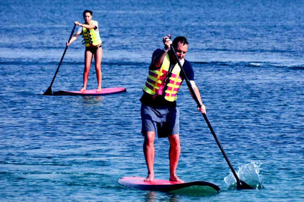 Paddle Board in Ras AL Khaimah