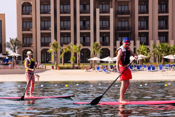 Paddle Board in Ras AL Khaimah