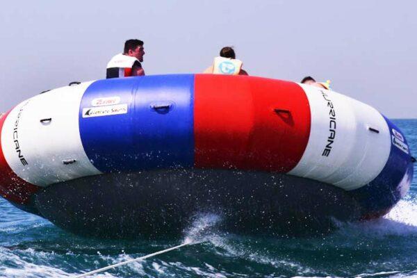 Tornado Ride in UAE