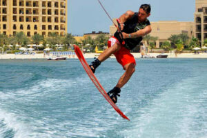 Wakeboard at Ras Al Khaimah